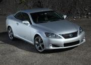 lexus is250 and is350 convertible-301188