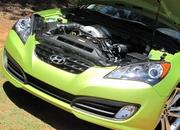 hyundai genesis coupe 3.8 v6 track package first impression-301477