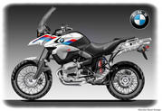 -bmw r 1250 gs by oberdan bezzi