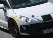 peugeot 308 rc-z - best spy shots ever-306365