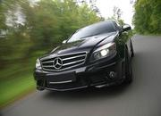 edo competition improves the mercedes benz c63 amg-312960