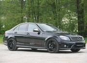 edo competition improves the mercedes benz c63 amg-312956
