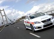 lexus is-f police car-312621