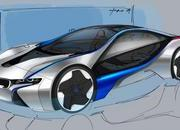 bmw vision efficientdynamics-317337