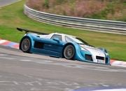 gumpert apollo sport runs the 8217 ring in 7 11-316119