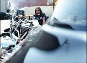 motorcycles and drums in harley-davidson 8217 s everything sonic commercial starring dave grohl-314979