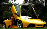 amanda ellis and lamborghini murcielago lp640-330674