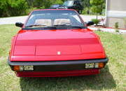 1983 1985 ferrari mondial cabriolet car review top speed. Black Bedroom Furniture Sets. Home Design Ideas
