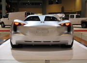 chevrolet brings the corvette stingray concept to the 2009 south florida international auto show-329668