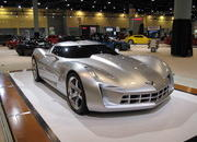 chevrolet brings the corvette stingray concept to the 2009 south florida international auto show-329674