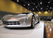 chevrolet brings the corvette stingray concept to the 2009 south florida international auto show-329678