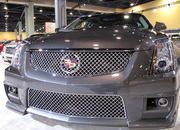 cadillac cts-v at the 2009 south florida international auto show-329537