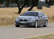 2011 bmw 5-series sedan - DOC334606
