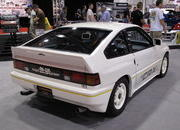 mugen crx at the 2009 sema show-334555