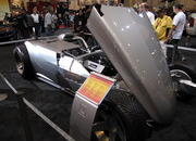 cadillac vsr v-series powered sports rod concept at the 2009 sema show-332489