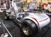 cadillac vsr v-series powered sports rod concept at the 2009 sema show-332494