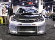 silver bullet time attack sti at the 2009 sema show-333130