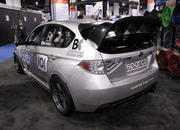 silver bullet time attack sti at the 2009 sema show-333133