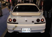 nissan skyline gt-rs at the 2009 sema show-335106