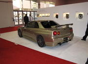 nissan skyline gt-rs at the 2009 sema show-334283