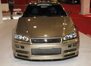 nissan skyline gt-rs at the 2009 sema show-334286