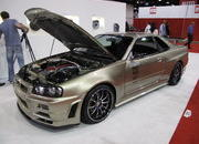 nissan skyline gt-rs at the 2009 sema show-334272