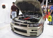 nissan skyline gt-rs at the 2009 sema show-334275