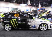 subaru at the 2009 sema show-334950