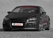 volkswagen scirocco black rocco by mr car design-331312