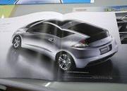 2010 honda cr-z hybrid coupe - official brochure leaked-337932