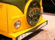 turtle van makes appearance at the chicago auto show 4