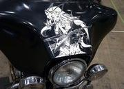cartoon characters enhance the visual of your bike-355303