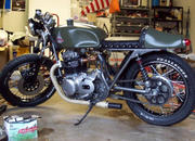 1977 billetproof customs kz 400 caf racer-357323