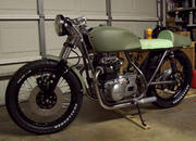 1977 billetproof customs kz 400 caf racer-357317