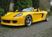 carrera gt bodykit-wearing porsche boxster gt for sale to anyone willing to buy it-360584