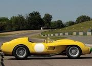 rare 1958 ferrari 250 testa rossa for auction in monterey-365322