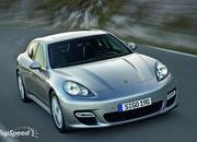 four-door european saloons aston martin rapide vs. porsche panamera-368106