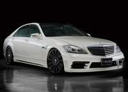mercedes s-class black bison edition by wald-369388