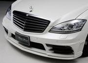 2010-mercedes s-class black bison edition by wald