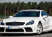 mercedes sl65 amg black series 1000 hp by mkb-372525