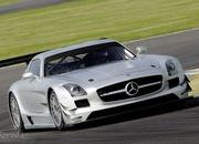 performance car comparison mercedes-benz sls amg gt3 vs. lexus lfa-371561
