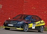 mercedes c63 amg dunlop-performance by wimmer rs-374005
