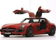 mercedes sls amg widestar by brabus-384240