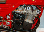 custom one-off ferrari 900 motorcycle up for auction-386289
