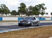 cadillac cts-v coupe race car-389870