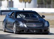 cadillac cts-v coupe race car-389873