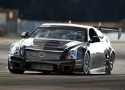cadillac cts-v coupe race car-389877