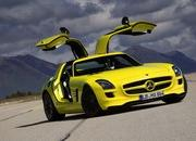 mercedes-benz sls amg e-cell-388987