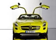 mercedes-benz sls amg e-cell-388983