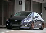 honda cr-z hybrid sport hatch by noblesse-387920